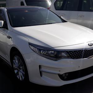 2018 Kia Optima gulf specs low mileage full options under warantee