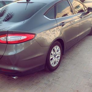 For sale Ford Fusion car in Abu Dhabi