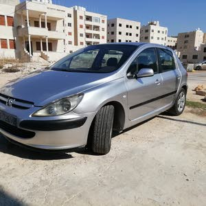 Peugeot 307 2004 for sale in Irbid