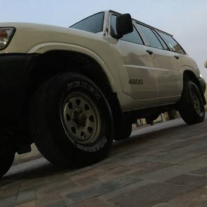 Used Nissan Patrol for sale in Dubai