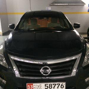 2013 Nissan Altima 2.5 SL in excellent condition