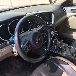 Kia Optima car for sale 2015 in Mecca city