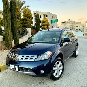 90,000 - 99,999 km Nissan Murano 2006 for sale