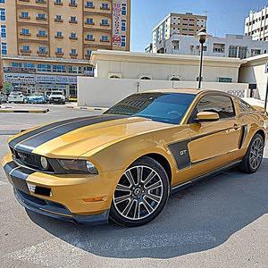 DHS 28000/= 2010 - (V8 - خليجي  - رقم واحد) V8 - GCC - FORD MUSTANG - AUTO