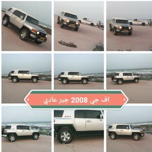 اف جي 2008 (جير عادي ) للبيع او البدل