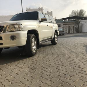 Nissan Patrol made in 2009 for sale