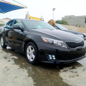 Kia Optima car for sale 2015 in Benghazi city