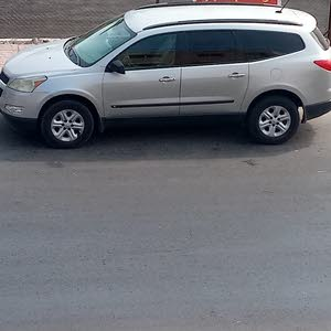 Used Chevrolet Traverse for sale in Irbid