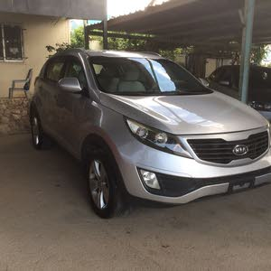 Automatic Silver Kia 2013 for sale