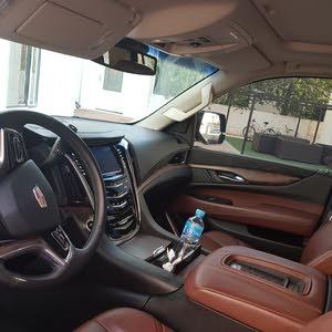 Cadillac Escalade 2015 For sale - Purple color