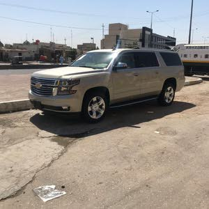 For sale 2016 Gold Tahoe