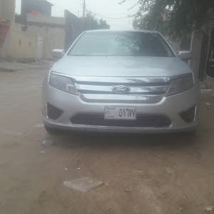 Ford Fusion 2011 For sale - Silver color