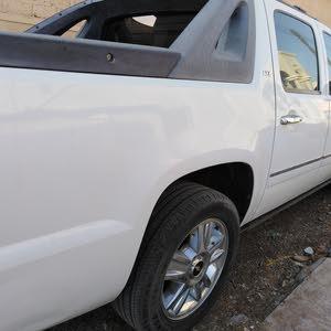 Gasoline Fuel/Power   Chevrolet Avalanche 2009