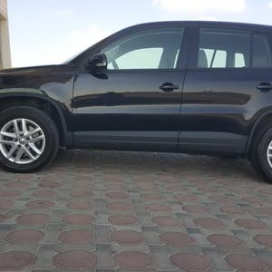 Volkswagen Tiguan car is available for sale, the car is in Used condition