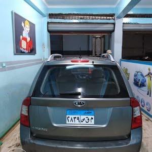 Kia Carens 2012 in Monufia - Used