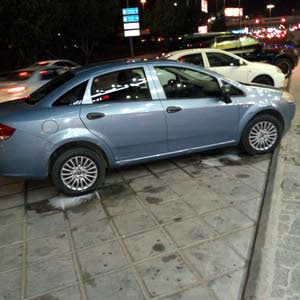 Fiat Linea car is available for sale, the car is in Used condition