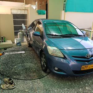 Toyota Yaris 2006 For sale - Blue color