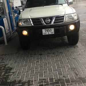 Nissan Patrol 2000 - Ajman