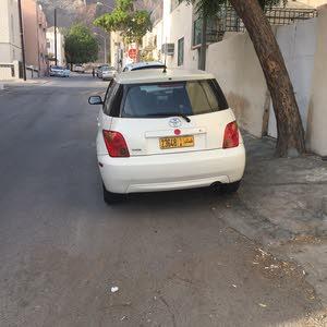 km mileage Toyota Xa for sale
