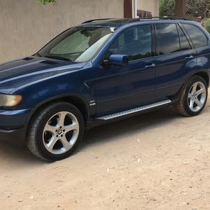 Used BMW X5 for sale in Tripoli