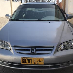 For sale 2002 Silver Accord