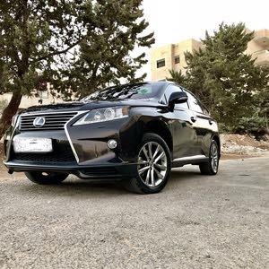 For sale Lexus RX car in Amman