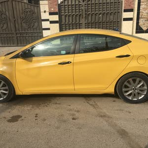 2015 Used Elantra with Automatic transmission is available for sale