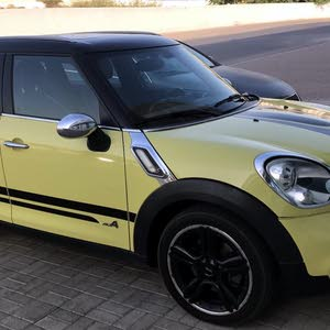 MINI COOPER COUNTRYMAN S 2013