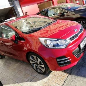 Gasoline Fuel/Power   Kia Rio 2016