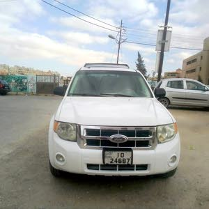 Automatic White Ford 2008 for sale