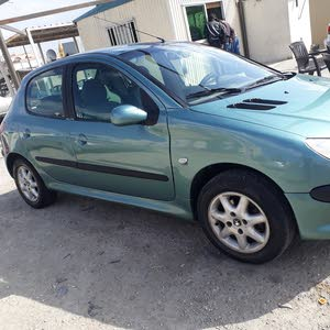 Used Peugeot 206 for sale in Salt