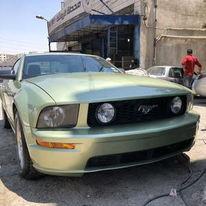 Manual Ford 2005 for sale - Used - Amman city