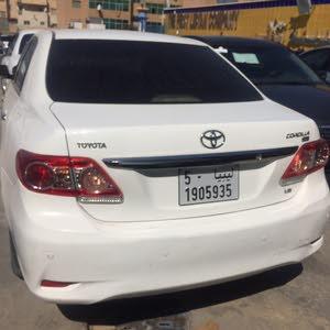 Corolla 2011 for Sale