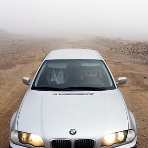 Available for sale! +200,000 km mileage BMW 318 2001