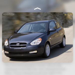 Used condition Hyundai Accent 2009 with  km mileage
