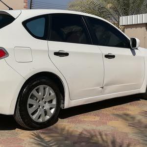 Used condition Subaru Impreza 2009 with +200,000 km mileage