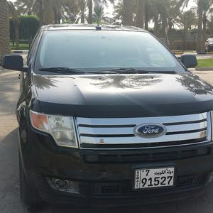 Black Ford Edge 2008 for sale