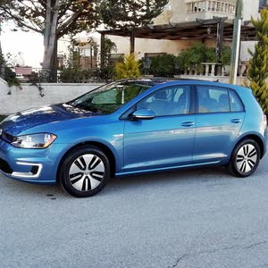 Automatic Volkswagen 2016 for sale - Used - Amman city