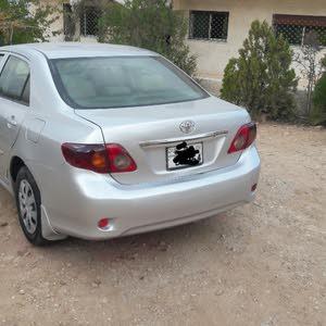 For sale 2008 Silver Corolla