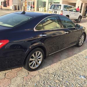 Lexus ES 2007 For sale - Blue color