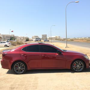 Lexus IS car for sale 2008 in Muscat city