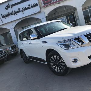 km Nissan Patrol 2015 for sale