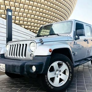 Jeep Wrangler car is available for sale, the car is in  condition