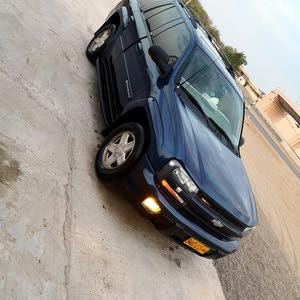 For sale 2002 Blue TrailBlazer