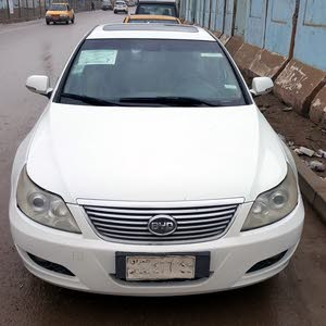 BYD F6 car is available for sale, the car is in Used condition