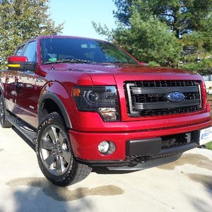 Gasoline Fuel/Power   Ford F-150 2014