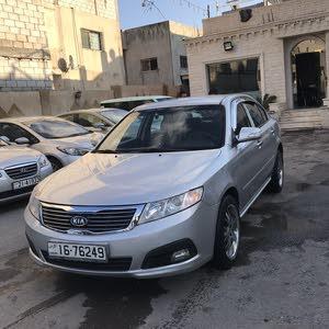 كيا لوتزي موديل 2009 فحص كامل فل عدا الفتحه