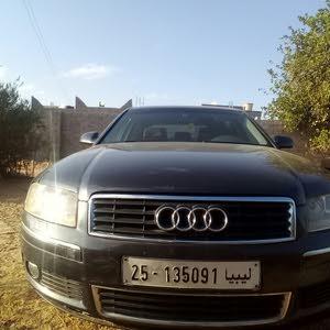 Audi A8 for sale in Tripoli
