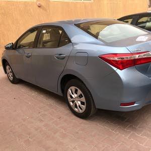 Toyota Corolla 2015 Xli كرولا