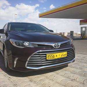 Maroon Toyota Avalon 2015 for sale